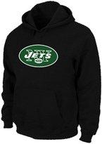 occoLi Men's New York Jets Sweatshirt Football Track Top Pullover Jacket M-XXXL