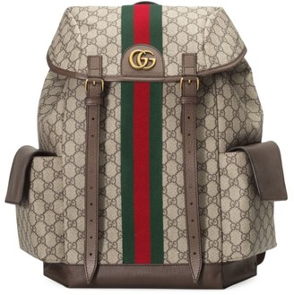 Gucci Medium Ophidia GG Backpack