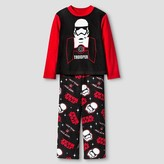 Star Wars Boys' Star War® Trooper Pajama Set - Red