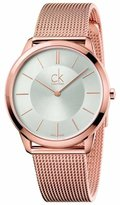 Calvin Klein Minimal Tone Women's Watch K3M21626