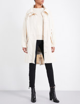 Belstaff Aero cotton-blend coat