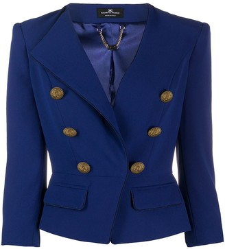 Elisabetta Franchi Fitted Jacket