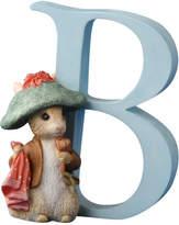Beatrix Potter Alphabet Letter B - Benjamin Bunny