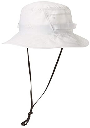 adidas Victory III Bucket Hat (Black) Caps