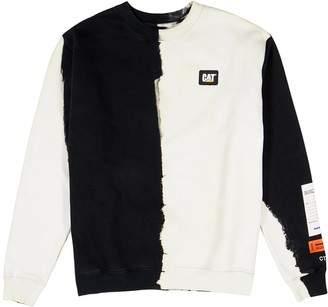 Heron Preston X Caterpillar Phantom Cotton Sweatshirt