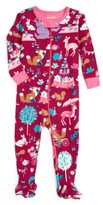 Hatley Infant Girl's Fitted One-Piece Pajamas