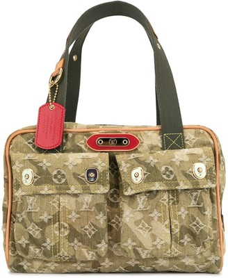 Louis Vuitton Pre-Owned Jasmine monogram holdall