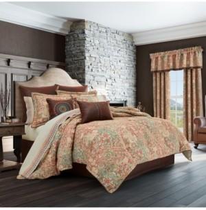 J Queen New York J Queen Katonah Multi Queen Comforter Set Bedding