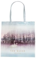 Ted Baker Sparkling Swan Large Icon Tote - Beige