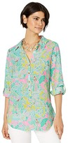 Lilly Pulitzer Captiva Tunic (Multi Pop Up in the Beginning) Women's Clothing