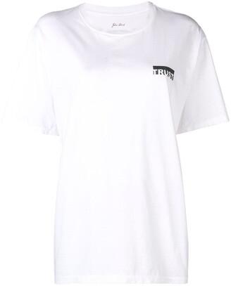 Julien David round neck T-shirt