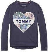 Tommy Hilfiger TH Kids Tommy Heart Sweater