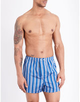 Derek Rose Wellington Cotton Boxers
