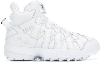 Fila Hi-Tops Sneakers