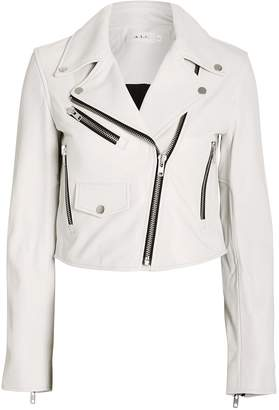 A.L.C. Beck Leather Moto Jacket
