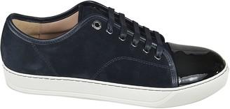 Lanvin Cap Toe Sneakers