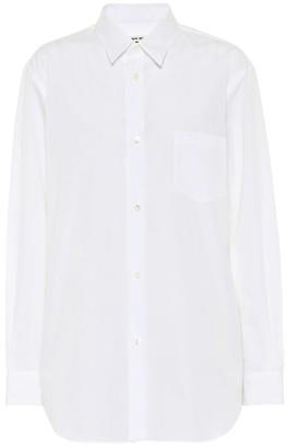 Junya Watanabe Cotton poplin shirt