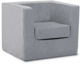 Monte Cubino Kid's Size Chair Nordic Grey