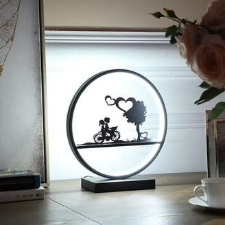 "Ebern Designs Tully 13"" Table Lamp"