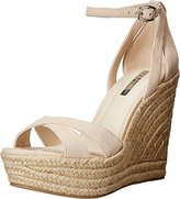 BCBGeneration Women's BG-Holly Platform Sandal