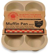Bed Bath & Beyond Hartstone Pottery 6-Cup Stone Muffin Pan