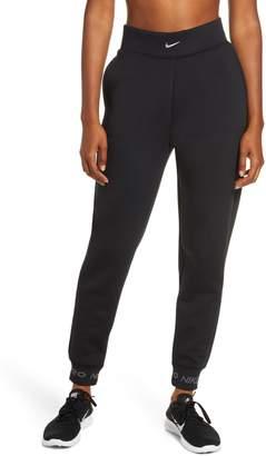 Nike Pro Dri-FIT Fleece Pants