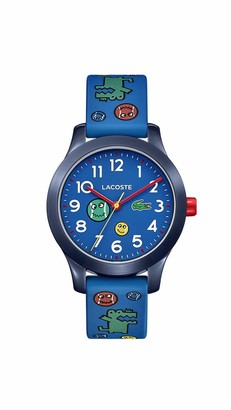 Lacoste Unisex's Analogue Quartz Watch with Silicone Strap 2030030