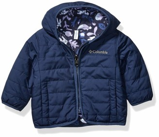 Columbia Youth Double Trouble Reversible Winter Jacket Water Repellent