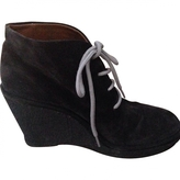 Marc Jacobs Grey Ankle boots