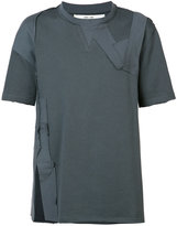 Damir Doma patch embroidered T-shirt - men - Cotton - M