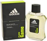 adidas Pure Game by Eau De Toilette Spray for Men (3.4 oz)