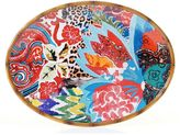 Tracy Porter Magpie Oval Serving Platter