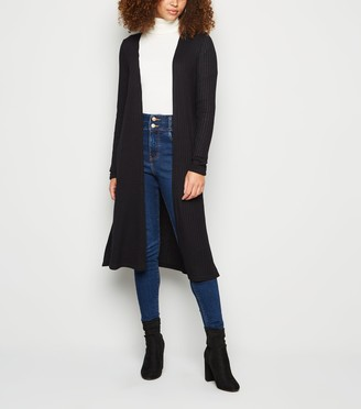 New Look Fine Knit Midi Cardigan