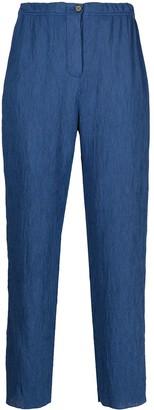 Raquel Allegra High-Waist Trousers