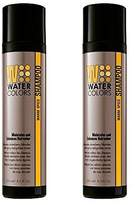 Tressa Watercolors Shampoo - Warm Spice 8.5 oz (Set of 2) by