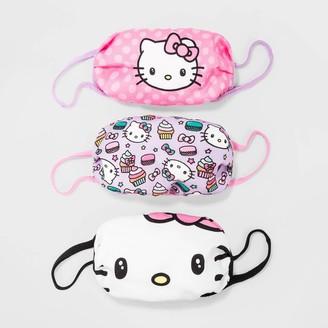 Hello Kitty Kid' 3pk Face Mak