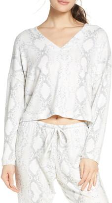 Onzie V-Neck Sweatshirt