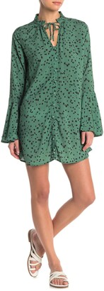 Maaji Green Barrier Reef Cover-Up Tunic