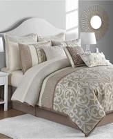 Sunham Montauk 14-Pc. Queen Comforter Set