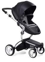 Infant Mima Xari Aluminum Chassis Stroller With Reversible Reclining Seat & Carrycot