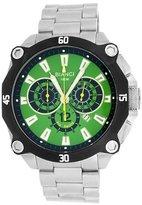 Roberto Bianci Men's 7101m_gre Pro Racing Analog Display Analog Quartz Silver Watch
