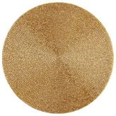 Pier 1 Imports Golden Beaded Placemat