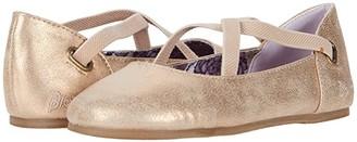 Blowfish Kids Pixi-T (Toddler/Little Kid) (Rose Gold Meteorite Metallic) Girls Shoes