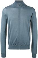 Loro Piana zipped bomber jacket - men - Cotton - 48