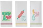 Cheeky Baker Dish Towels (Set of 3)