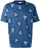 Kenzo Bermudas T-shirt - men - Cotton/Polyester - S