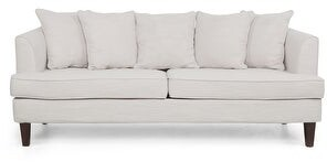 Christopher Knight Home Fairburn Indoor Pillow Back 3 Seater Sofa