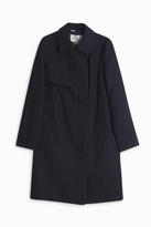 Paul & Joe Sister Peter Pan Collar Trench Coat