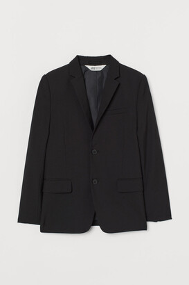 H&M Classic Blazer - Black