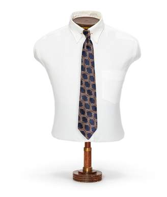 Ralph Lauren Handmade Patterned Silk Tie